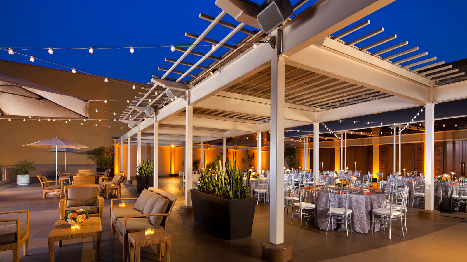 San Diego Weddings - Garden Terrace