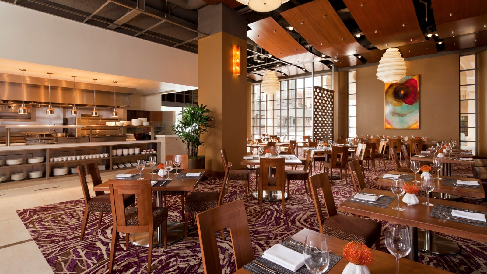 Gaslamp Quarter Restaurants | The Westin San Diego Gaslamp Quarter ...