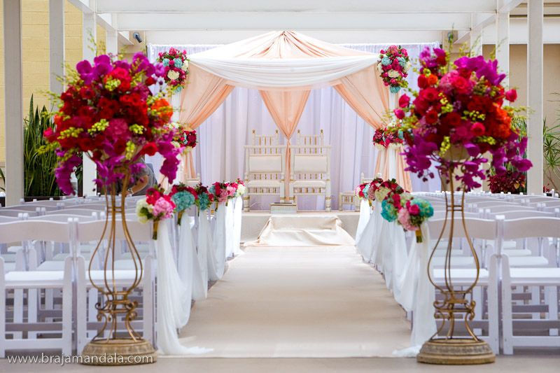 San Diego Indian Wedding Venues - Indian Ceremony