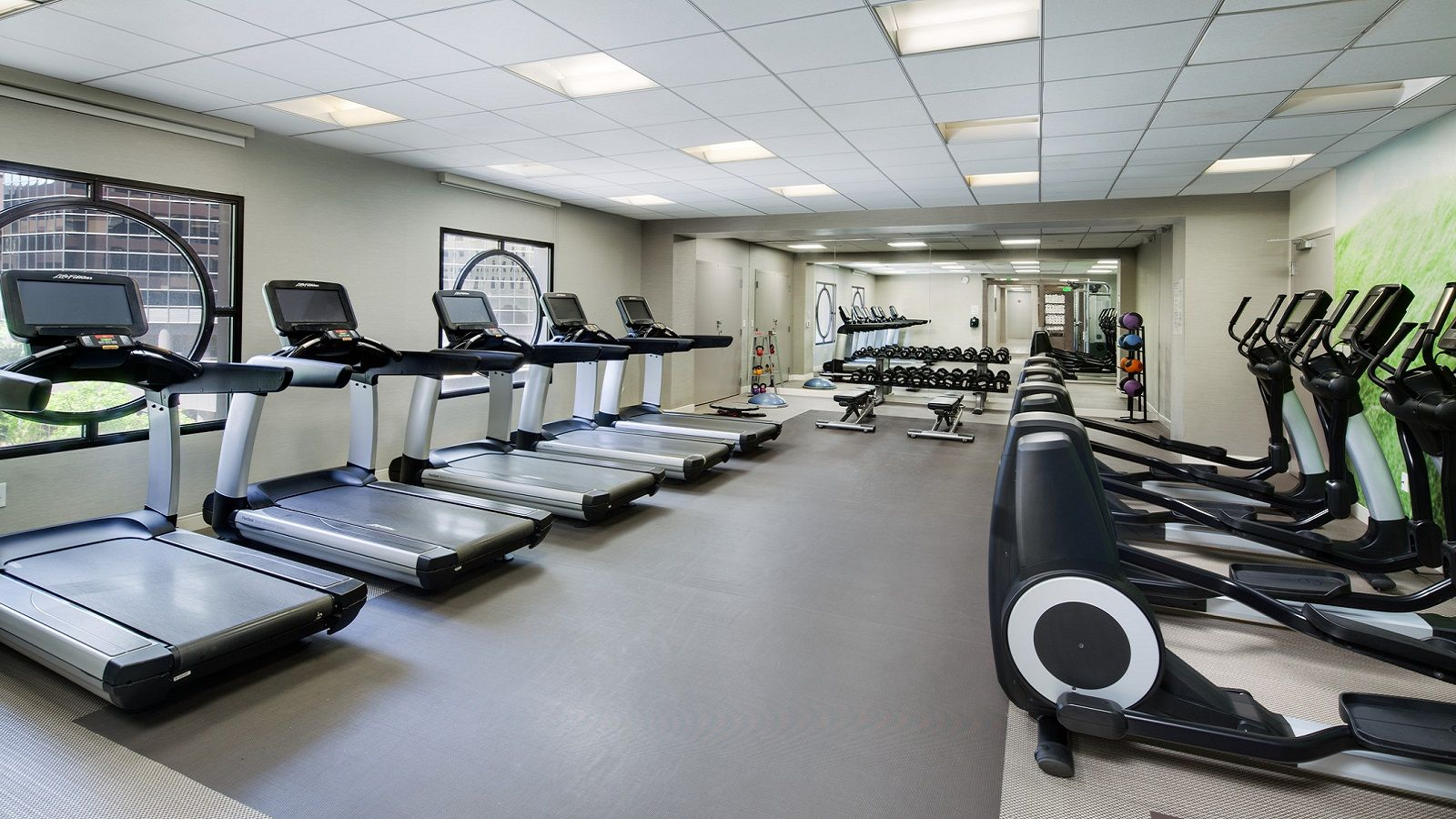 The Westin San Diego Gaslamp Quarter - WestinWORKOUT Fitness Studio