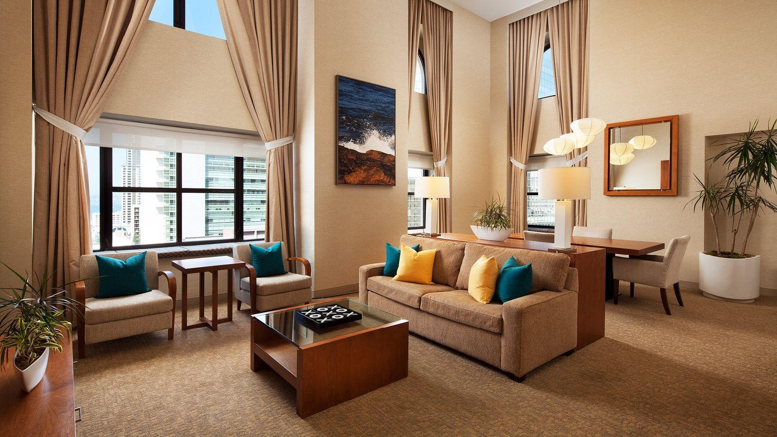 The Westin San Diego Gaslamp Quarter - Executive Bi-Level Suite