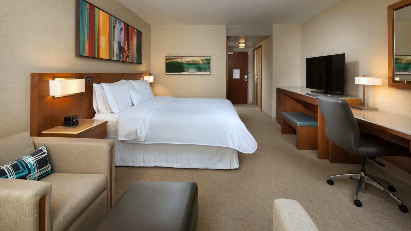 The Westin San Diego Gaslamp Quarter - Traditional Room