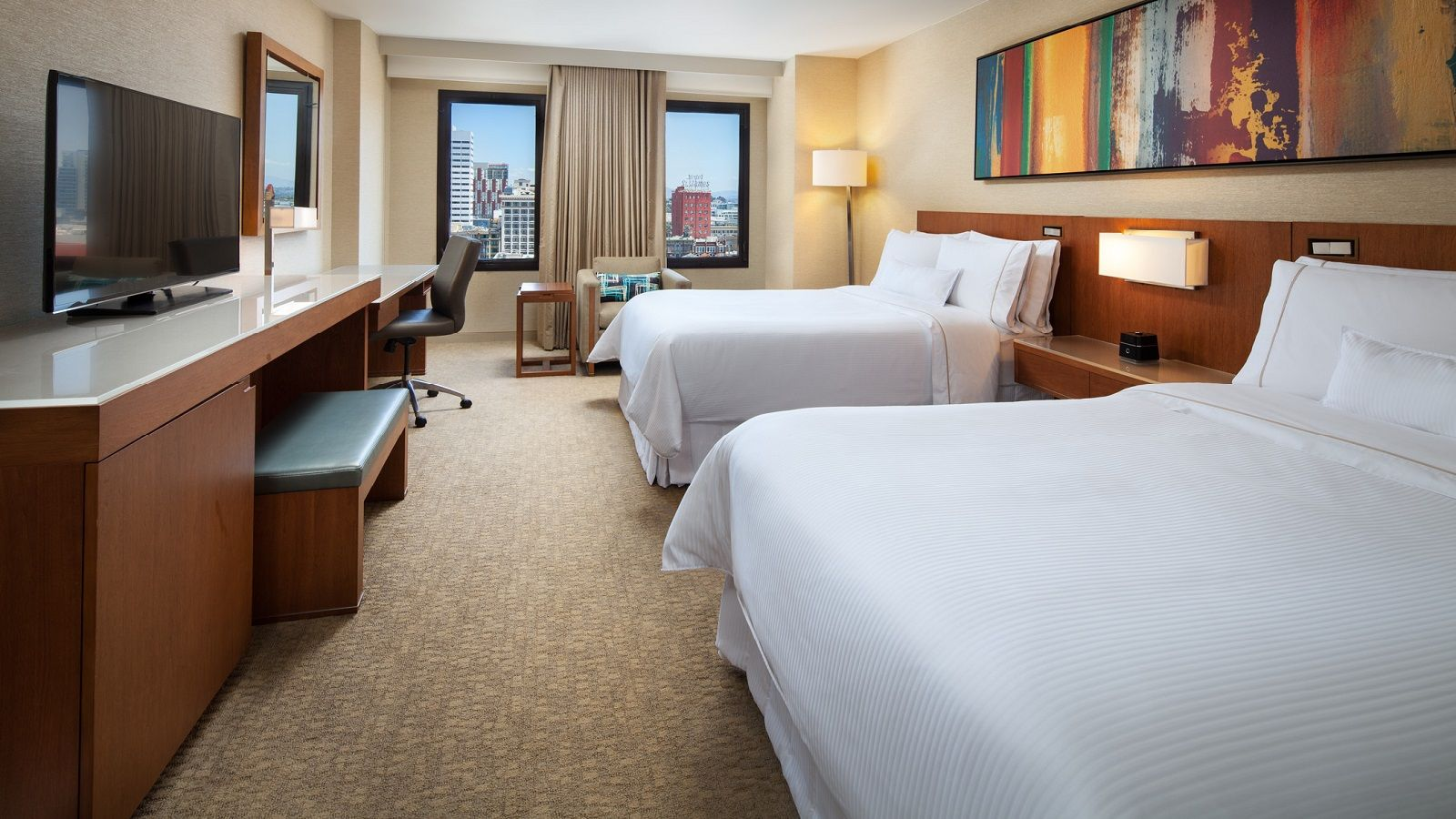 Starwood Suites The Westin San Diego Gaslamp Quarter
