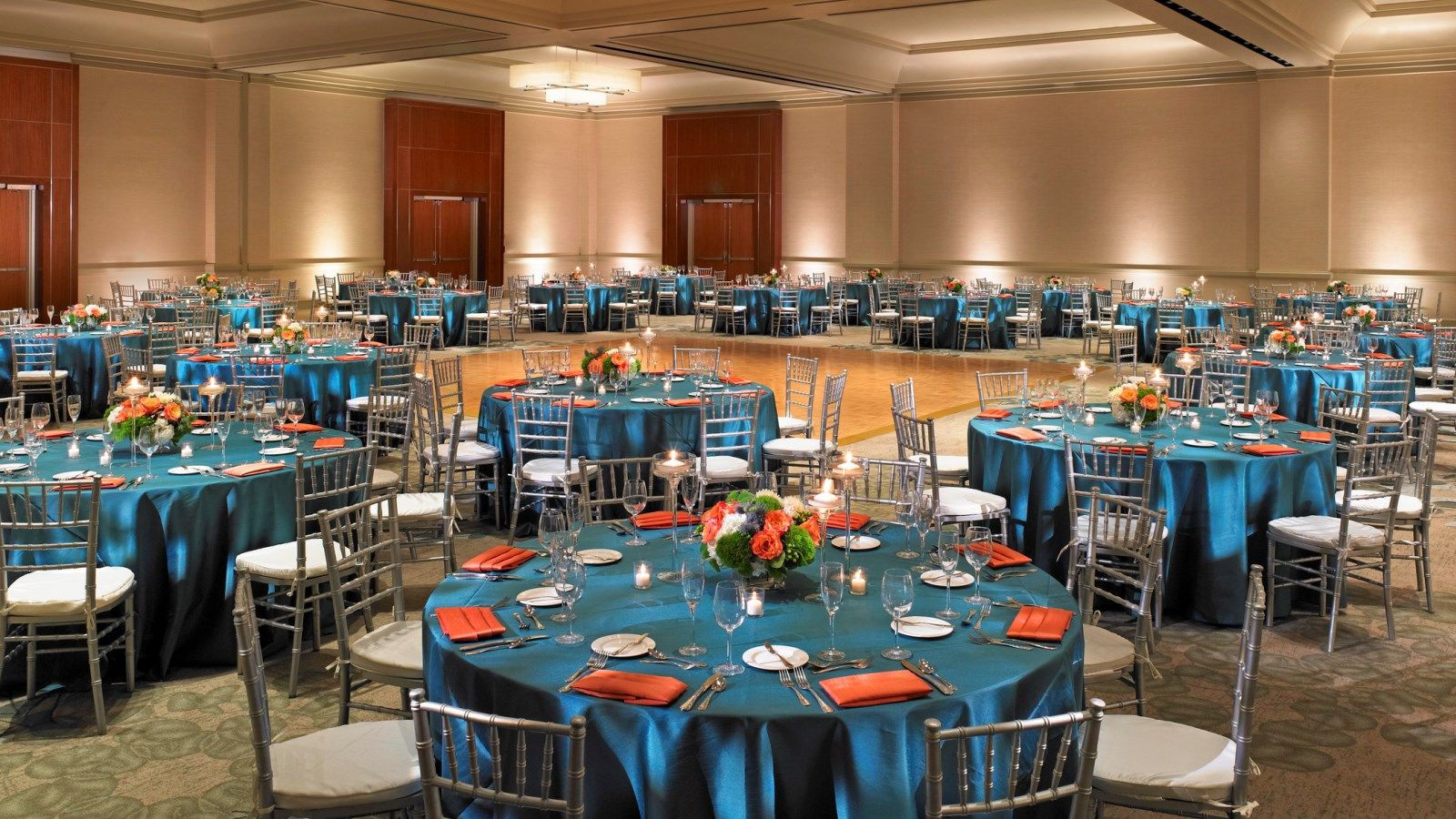 San Diego Weddings - California Ballroom