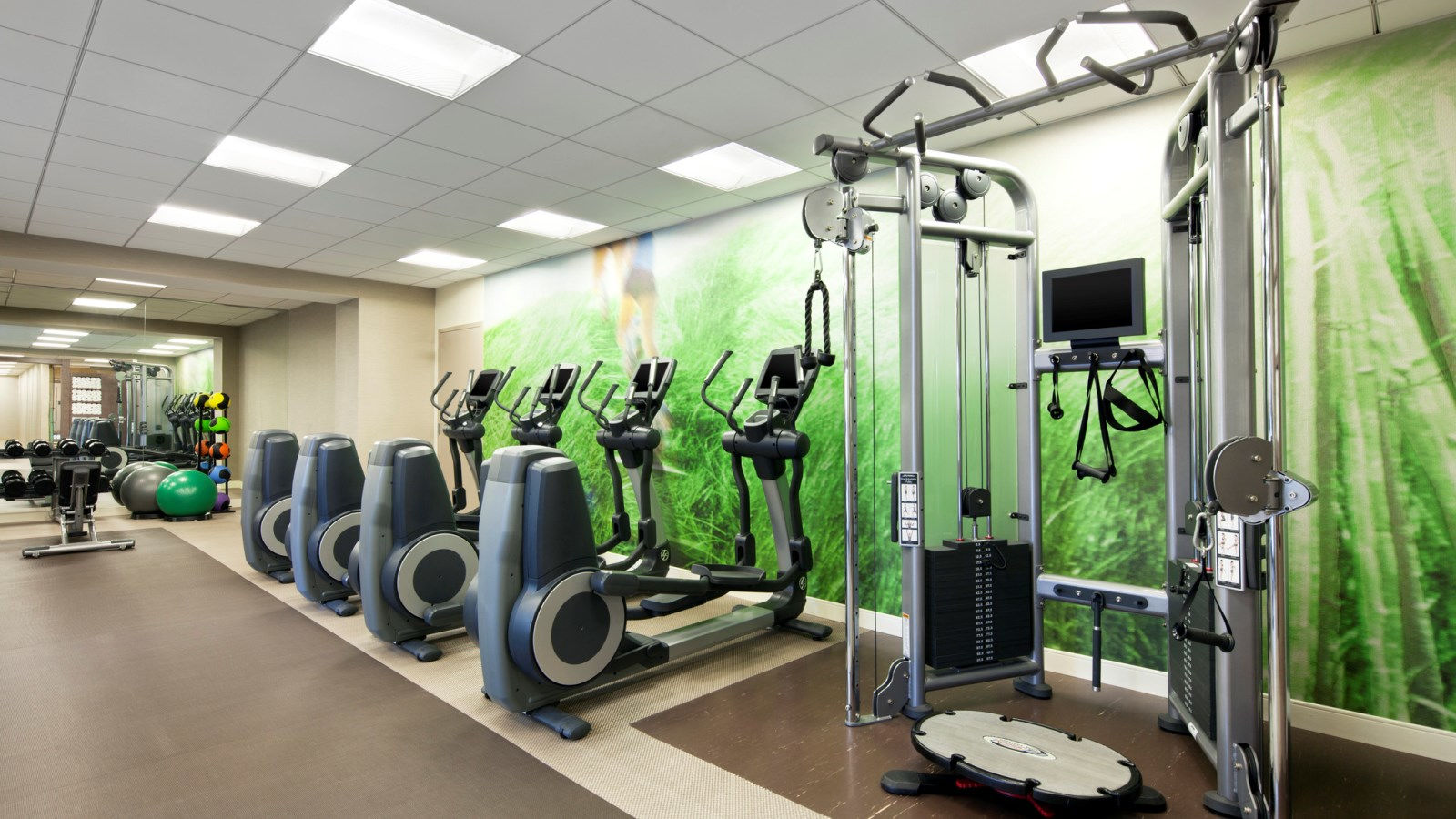 The Westin San Diego Gaslamp Quarter Hotel - WestinWORKOUT® Fitness Studio